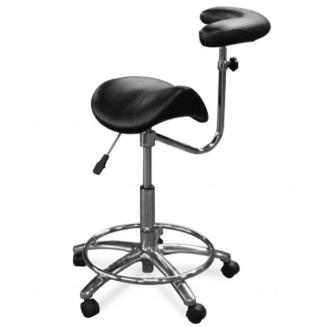 Waterfall Assistant Stool Model 2055-R (Galaxy)