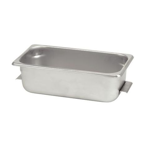 Stainless Steel Auxiliary Pans (L&R)