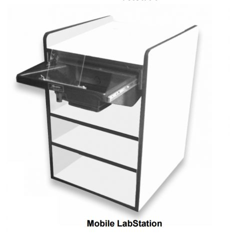 Mobile LabStation with Suction (Buffalo)