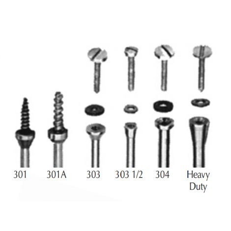 "Heavy Duty, 1/8"", Pkg. of 12 Mandrels"