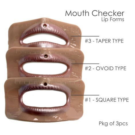 Mouth Checker (Lip Forms) (Meta Dental)