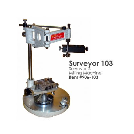 Marathon 103 Surveyor / Milling Machine (Meta Dental)