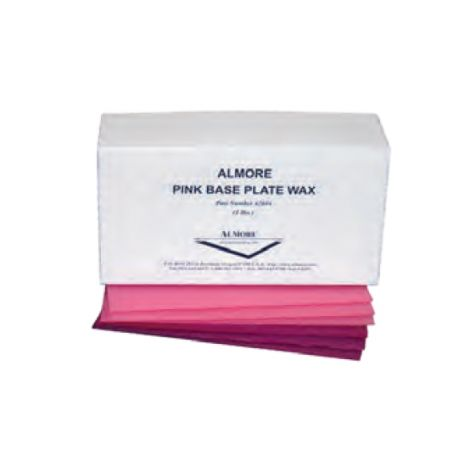 Base Plate Wax (Almore)