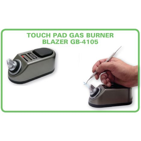 Touch Pad Gas Burner Blazer GB-4105 (Almore)