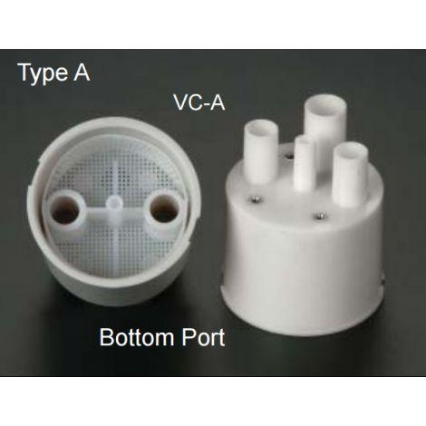 Vacuum Canisters & Accessories (Plasdent)