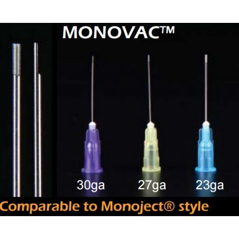 Monovac Irrigation Needle Tips (Plasdent)