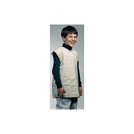 Cling Shield Pano-Petite/Child Dual Apron 0.3mm Ld (Palmero)