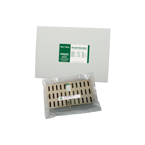Nylon Self-Seal Sterilization Pouches (Crosstex)