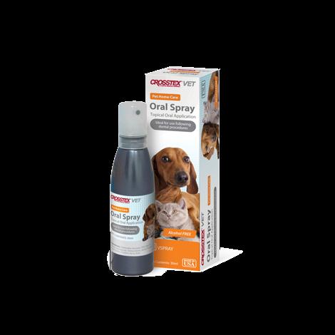 Animal Oral Health Tooth Spray & Gel (Crosstex)