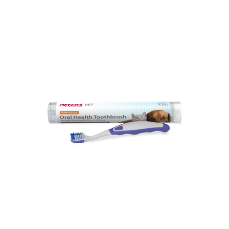 Daily Homecare Pet Oral Health Toothbrush (Crosstex)
