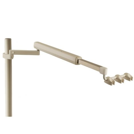 "2"" dia. Telescoping Post Mount Accessory Arm (Beaverstate)"