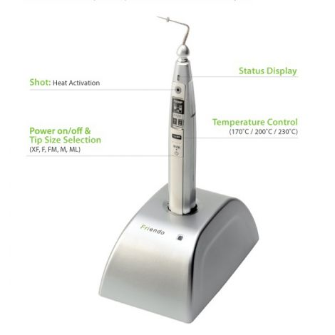 Friendo: Cordless Endodontic Vertical Condensation Pen (Dentazon)