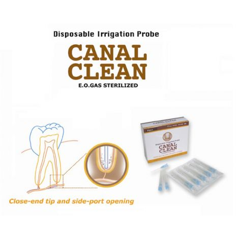 Canal Clean Irrigation Needles (Dentazon)