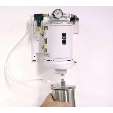 Pro Vacuum Spatulator 1/4 HP (Wehmer)