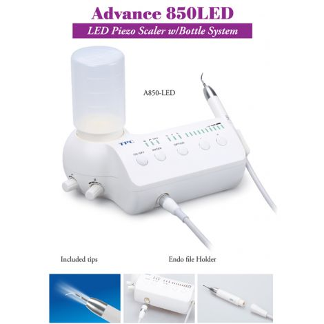 Advance 850LED Piezo Scaler w/Bottle System (TPC)