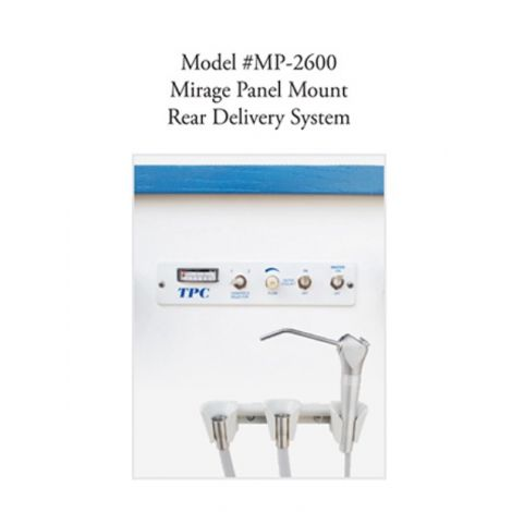 Mirage Panel Mount Rear Delivery System (TPC)