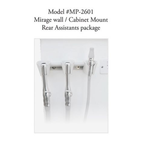 Mirage Wall / Cabinet Mount Rear Assistance Package (TPC)