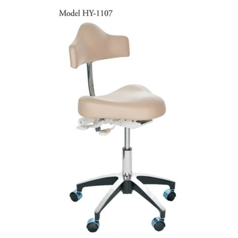 Mirage Hygienist Stool Cinnamon