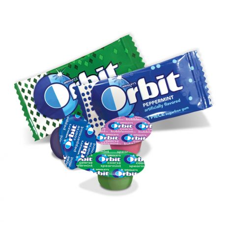 Wrigley™s Orbit® Prophy Paste & Gum Pack (Young)
