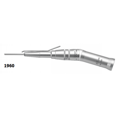Angled surgical handpiece 1:1, FG shank 2.35 mm, L= 70 mm