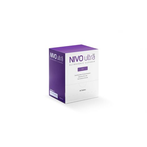 NIVO Ultra Tabs Ultrasonic Cleaner (Nivo)