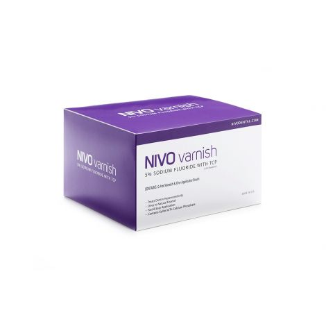 NIVO Varnish 5% Sodium Fluoride (Nivo)