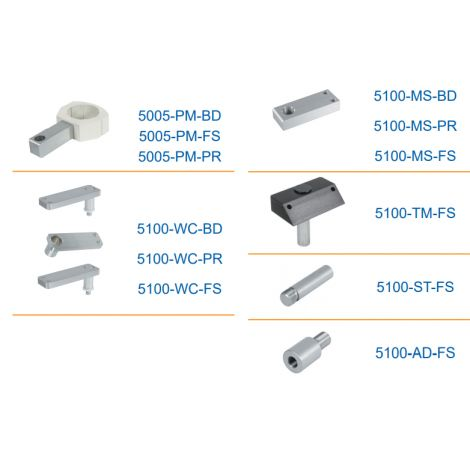 Mounting Adapters (Belmed)