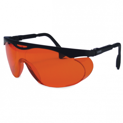 Uvex 3000 Skyper Orange Blockers (Hager)