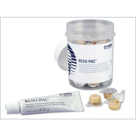 Reso-Pac Periodontal Surgical Dressing (Hager)