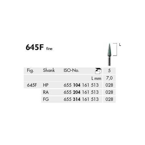 645F Abrasives SiC, Green Fine (Meisinger)