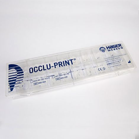 Occlusal Stamp (Hager)