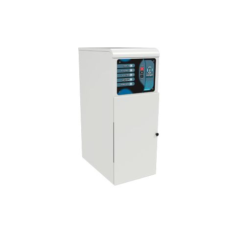 iVAC SlimLine Personal, Compact Self-Cleaning Dust Collector (Quatro)