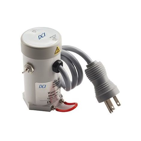 Syringe Water Heater, Air Actuated On/Off (DCI)