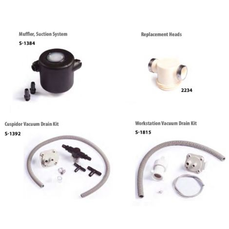 Vacuum Parts and Accessories (Parts Warehouse)