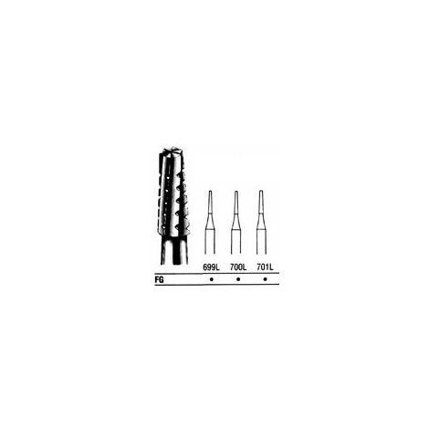 CrossCut Long Fissure Taper FG (Miltex)