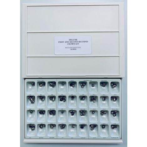 Deluxe Stainless Steel Crown Kits (DSC)