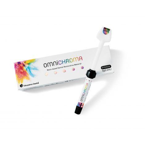 Omnichroma Resin-Based Dental Restorative Material (Tokuyama)
