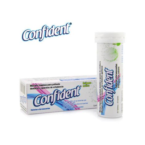 Confident Cleansing Effervescent Tablets (MDC)