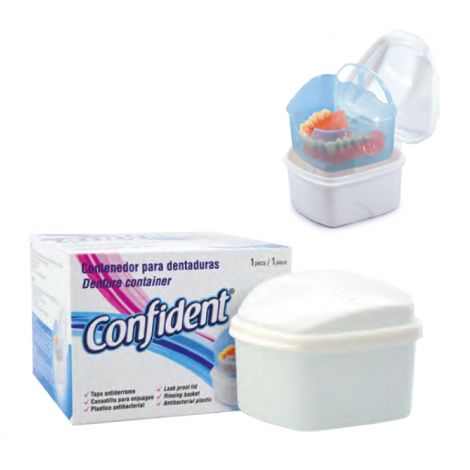 Confident Denture Container (MDC)