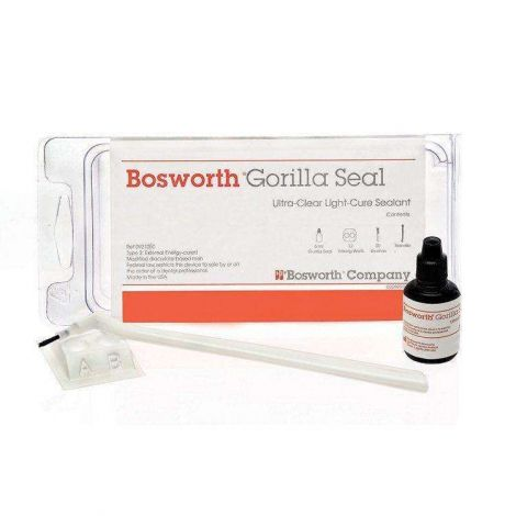 Gorilla Seal™ Ultra-Clear Light-Cure Sealant (Keystone)