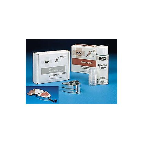 Denture Duplicator Flask Kit