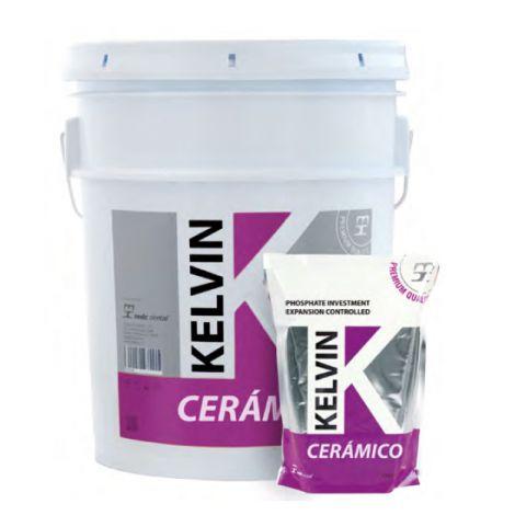 Kelvin Ceramic Phosphate Investment For Nickel-Chrome Alloy (MDC)