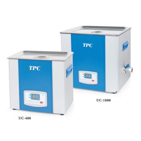 UC400 Ultrasonic Cleaner 4 Qt 110v (with Timer & Metal Basket)