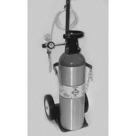 M60 Aluminum Oxygen Kits 1731 Liter (Mada)