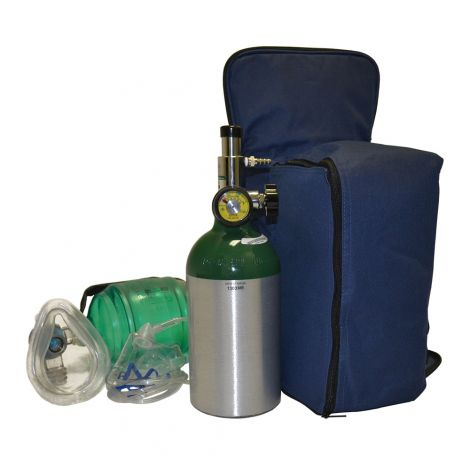 Oxy-Uni Pak Resuscitator in Carry Bag (Mada)
