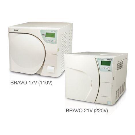 BRAVO Vacuum Chamber Autoclave (SciCan)