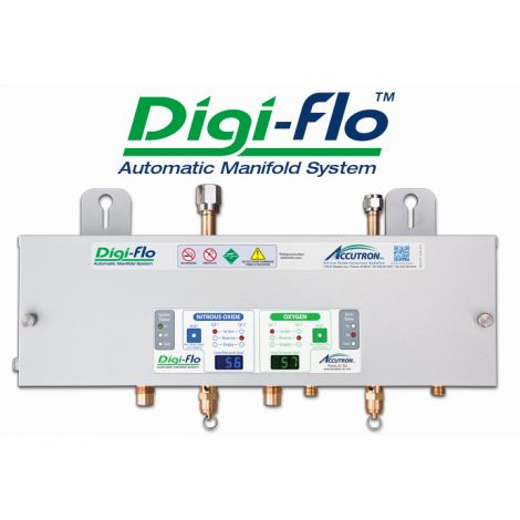 Digi-Flo Automatic Switching Manifold/Desk Alarm Package A