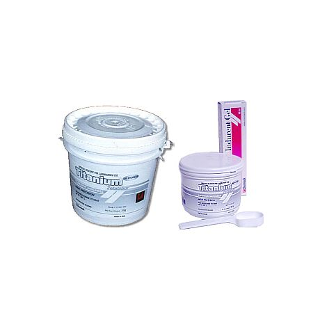 Titanium Lab Putty - 5kg Tub + spoon (11lbs)
