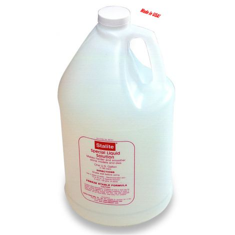 Stalite Special Hardening Solution, 1 Gallon Plastic Bottle