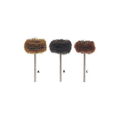 Hatho Miniature Scotch Brite Brushes (Hatho)